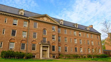 William & Mary's Chandler Hall
